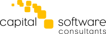Capital Software Consultants, Inc Logo